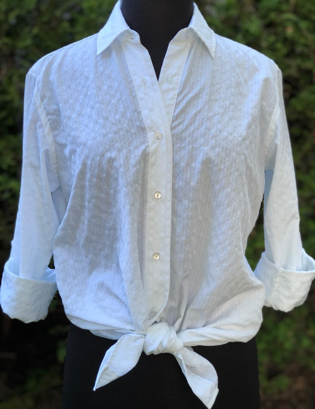 ChiChi's Shirt - White